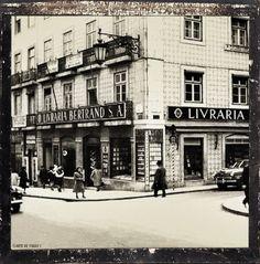Được thành lập năm 1732, cửa hàng sách Bertrand tọa lạc ở Lisbon, Portugal là cửa hàng sách lâu đời nhất.