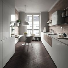 Photo: Are you at @imm_cologne? Don't miss FORMA MENTIS the latest #Kitchen by @valcucine http://bit.ly/1PsGh26