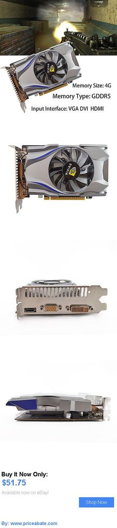 computer parts: Gtx730 4Gb Gddr5 Vga/Dvi/Hdmi Pci Express 2.0X16 Video Graphics Card BUY IT NOW ONLY: $51.75 #priceabatecomputerparts OR #priceabate