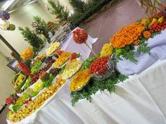 Fruit and Veggie Spread