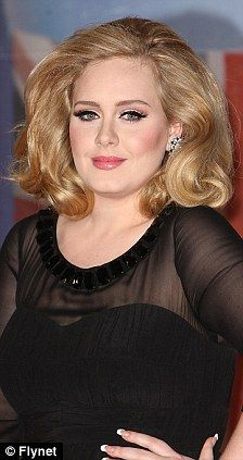 While it was her big voice that first got her noticed, at the BRIT Awards, it was Adele's fabulous hair that we couldn't stop admiring.    Read more: http://www.dailymail.co.uk/femail/article-2106831/Thanks-Adele-big-hair-So-heres-pump-volume-.html#ixzz1nYrnUMa7