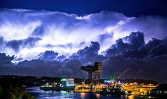 Like this atmospheric storm over Woolloomooloo, Sydney. | 19 Pictures That Will Make You Fall In Love With Sydney