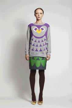 Romance Was Born - The Oracle - Owl Jumper