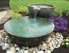 Zen water fountain can make the lovely visual impact in addition to soothing sound it produces can bring a type of calm atmosphere in your garden or patio. Fountains arrive in various styles and make…MoreMore #GardeningLandscaping