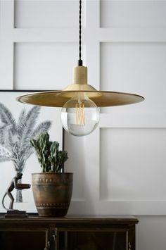www.ellos.no ellos-home taklampe-santino 1022566 Decor, Interior, Ceiling Lights, Home Decor, Pendant Light, Inspiration, Light, Interior Design, Kitchen Renovation
