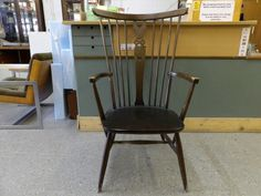 Lovely wooden chair -------------- £45 (pc353)