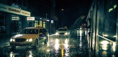 Street Photography of Rainy Nights – Fubiz Media