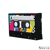 Cassette Tape Hanging Decorations