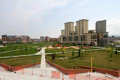 Parco di Spina 4 Peccei: un parco smart nel cuore di Barriera di Milano