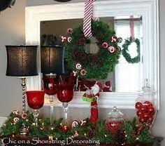 decoração de rampa natal - Pesquisa Google