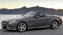 2013 Mercedes-Benz SL500 | Mercedes-Benz