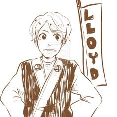 Lloyd by chanchala-t.deviantart.com on @deviantART