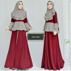 sweater for sale Abaya Fashion, Muslim Fashion, Fashion Dresses, Casual Hijab Outfit, Hijab Dress, Blouse Dress, Muslim Long Dress, Girl Fashion, Womens Fashion