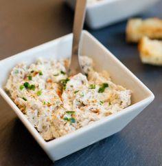 Sardine Spread Recipe  See more: http://www.eatwell101.com/sardine-spread-recipe