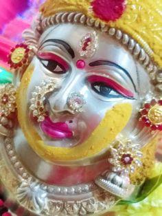 Festival Decorations, Paper Decorations, Flower Decorations, Lord Krishna Hd Wallpaper, Shiva Lord Wallpapers, Rangoli Designs Flower, Rangoli Border Designs, Kalash Decoration, Silver Pooja Items
