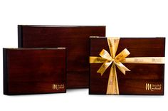Luxury Gift Wooden Boxes ‹ Mafnood