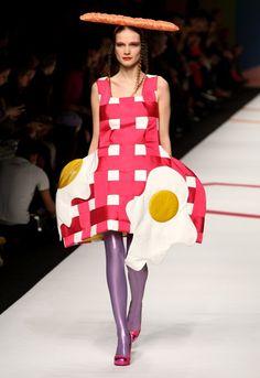 Halloween inspired fashion