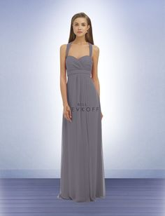 Bridesmaid Dress Style 333.... Whatever. Make this white and I would wear this as my wedding dress. Simple. Comfy. Classy.