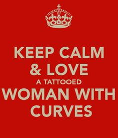 Curvy & tattooed !
