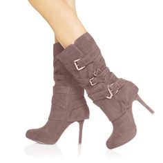 Just Fab boots!! I want these