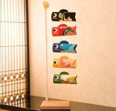 こどもの日をもっと手軽に!室内用の鯉のぼり https://room.rakuten.co.jp/room_jp/1700004748521236?scid=we_rom_pinterest_official_20150508_r1