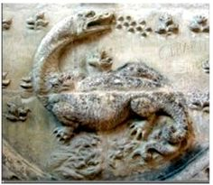 """France Interacted with """"Dinosaurs"""" and Left the Monuments to Prove It."""