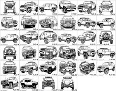 FJC Rocks - FJ Cruiser Off-Road Parts Accessories and Apparel
