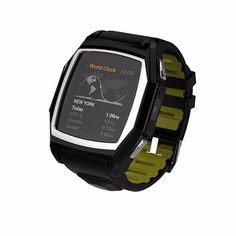 Original KINGWEAR GT68 Bluetooth Watch Phone Smartwatch Sports Watch SOS GPS Heart Rate Monitor Movement Camera for Android IOS