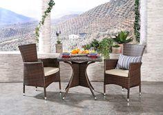 Sevilla pöytä ja tuolit