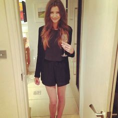 You're so beautiful babe.. I love you so much! I Miss you love... -Louis awwww :) <3 I agree she really is beautiful