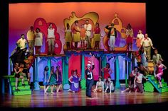 seussical stage - Google Search