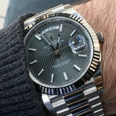 You love watches like this? But you don't wanna spend a fortune? Then check out www.gentlemenstime.com you'll love it! #menswatches #rolex