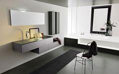 Мебель для ванных комнат в Киеве. Индивидуальный дизайн. | RODA