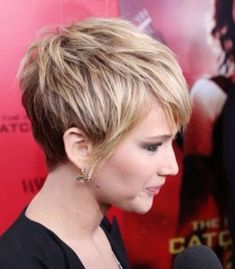 #short #hairstyle