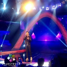 "This is Alden Richards singing ""God Gave Me You"" during his production number of Starstruck The Final Judgment. He indeed is a multi-talented Kapuso and ""Pambansang Bae"". After this song, he danced with the Starstruck Avengers and the dancers to Big Bang's ""Fantastic Baby."" #Starstruck #GMAStarstruck #StarstruckTheFinalJudgment #AldenRichards #PambansangBae #GodGaveMeYou"