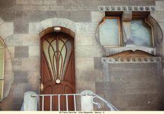 Art Nouveau - Nancy - 1, rue Louis Majorelle / rue du Vieil Aitre