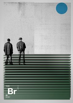 Breaking Bad / Poster
