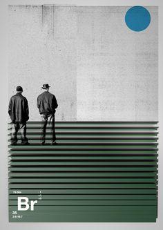 Breaking Bad / Poster