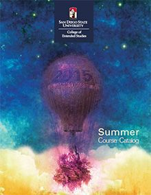 #SDSU College of Extended Studies #Summer 2015 #Catalog