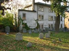 Old Burying Point Cemetery | 6 Spooky Things I Saw In The Witchcraft Capital Of America