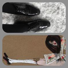 Christian Louboutin Shoes - Christian louboutin oxfords black