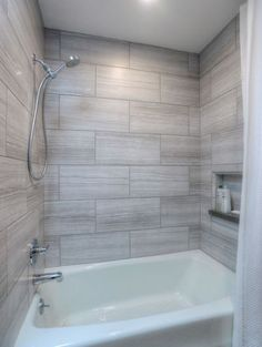 Amazing Bathroom Tile Patterns Ideas We've assembled a list of functional yet stylish bathroom tiles ideas to help inspire you. We've assembled a list of functional yet stylish bathroom tiles ideas to help inspire you. Guest Bathroom Remodel, Shower Remodel, Bathroom Renos, Bath Remodel, Bathroom Renovations, Home Remodeling, Bathroom Ideas, Bathroom Mirrors, Bathroom Makeovers