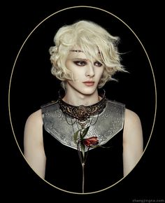 Motherland Chronicles #29 - Lyle by zemotion on deviantART  []  nice collar plate