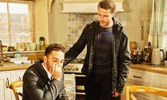 Adam Barton (Adam Thomas) & Aaron Livesy (Danny Miller) (Fall 2014)