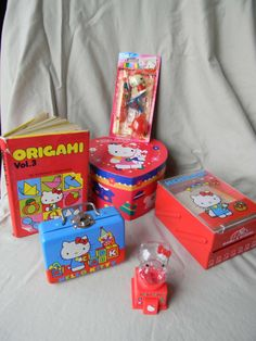 Vintage Hello Kitty Collection