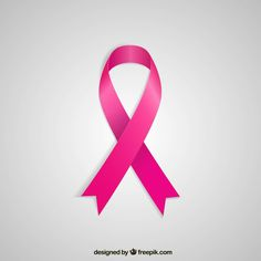 Pink ribbon for breast cancer Free Vecto. Pink Ribbon Day, Ribbon Png, World Cancer Day, Beat Cancer, Cancer Facts, Awareness Ribbons, Breast Cancer Awareness, Vector Free, Colors