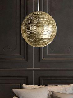Zuma Mesh arany függeszték Mesh, Ceiling Lights, Lighting, Pendant, Home Decor, Decoration Home, Room Decor, Hang Tags, Lights
