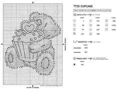 Tatty Teddy - Cupcake (3)