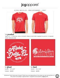 Alpha Delta Pi Philanthropy Shirt   Sorority Event   Greek Event #alphadeltapi #adpi #adp #retro #vintage #ronald #mcdonald #house #charities #rmhc #handdrawn #philanthropy