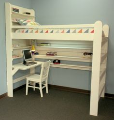 Loft Beds for Small Rooms | Loft beds